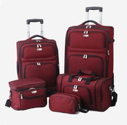 89e51bebb Bob Mackie 5-Piece Expandable Luggage Set - CentraCare