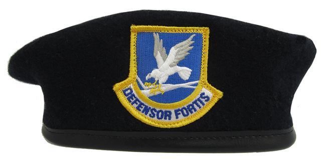 SECURITY FORCES BERET - lacklandshirtshop com