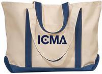 Carmel Canvas Tote Bag