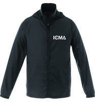 Men's Packable Hood Lightweight Jacket