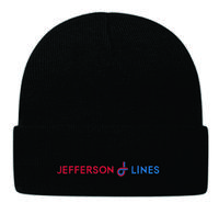 USA Made Knit Cap with Cuff