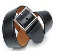 Leather Garrison Belt