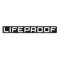 LifeProof Vinyl Decal - 1 inch x 8 inch - $4.35 <br/> 25 decals per shrink wrapped unit