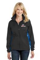Ladies Core Colorblock Wind Jacket