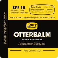 OtterBox SPF 15 Lip Balm - $22.50<br/>   25 per bag