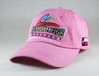 Unstructured WW Cap - Pink