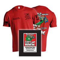 PROMO 320TH SHIRT AND MATTED PRINT