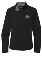 Ladies' Silk Touch 1/4 Zip