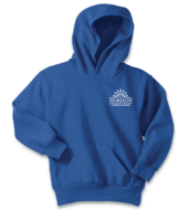 Youth Fleece Pullover Hoodie