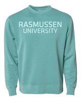 Rasmussen University Pigment Dyed Sweatshirt $32