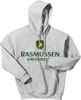 """School of"" Full Front Hooded Pullover Sweatshirt $33"