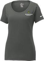 Nike Ladies Core Cotton Scoop Neck Tee $30.50