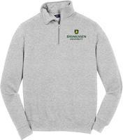 Men's 1/4 Zip Sweatshirt $38