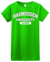 Women's RU Alumni T-Shirt $19