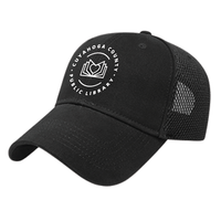 """""""I Love My Library"""" Double Layer Mesh Cap"""