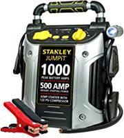Stanley 1000 Peak AMP Jump Starter/Power Station