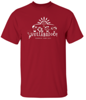 Adult Hullabaloo Camp T-Shirt