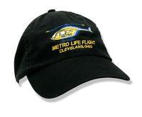 Metro Life Flight Navy Blue Baseball Hat